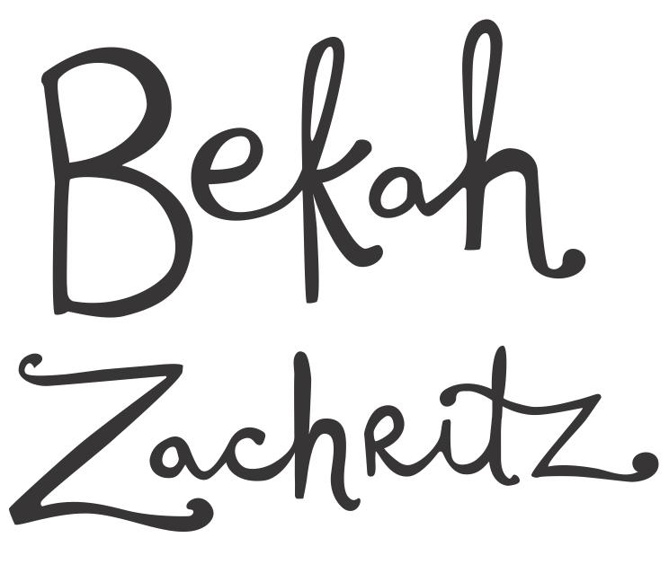 BekahZachritzMusicLogo