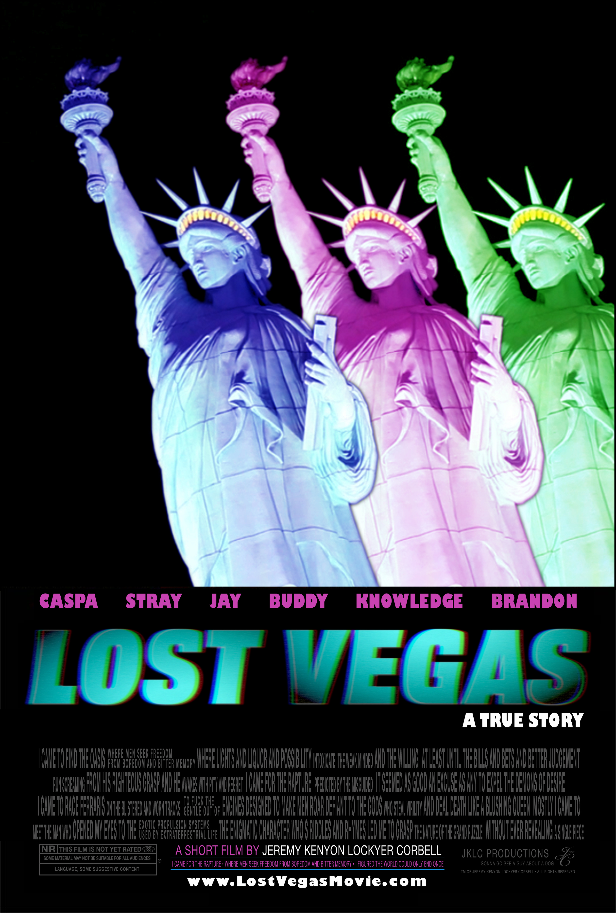 Lost Vegas Movie Poster