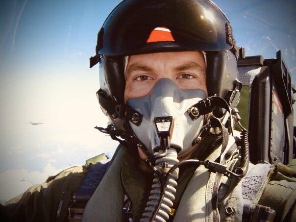 Lt. Cmdr. Chad Underwood