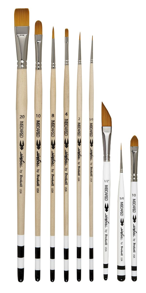 COMING SOON!     - TREKELL BRUSHES -