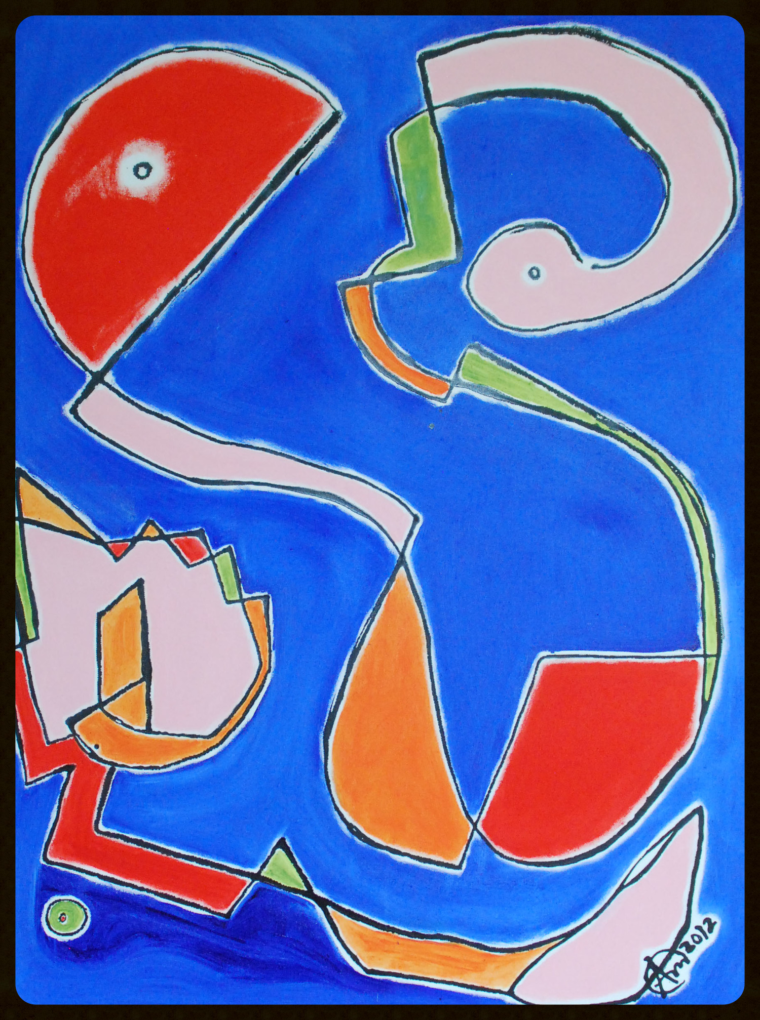 #1 Playful *SOLD*
