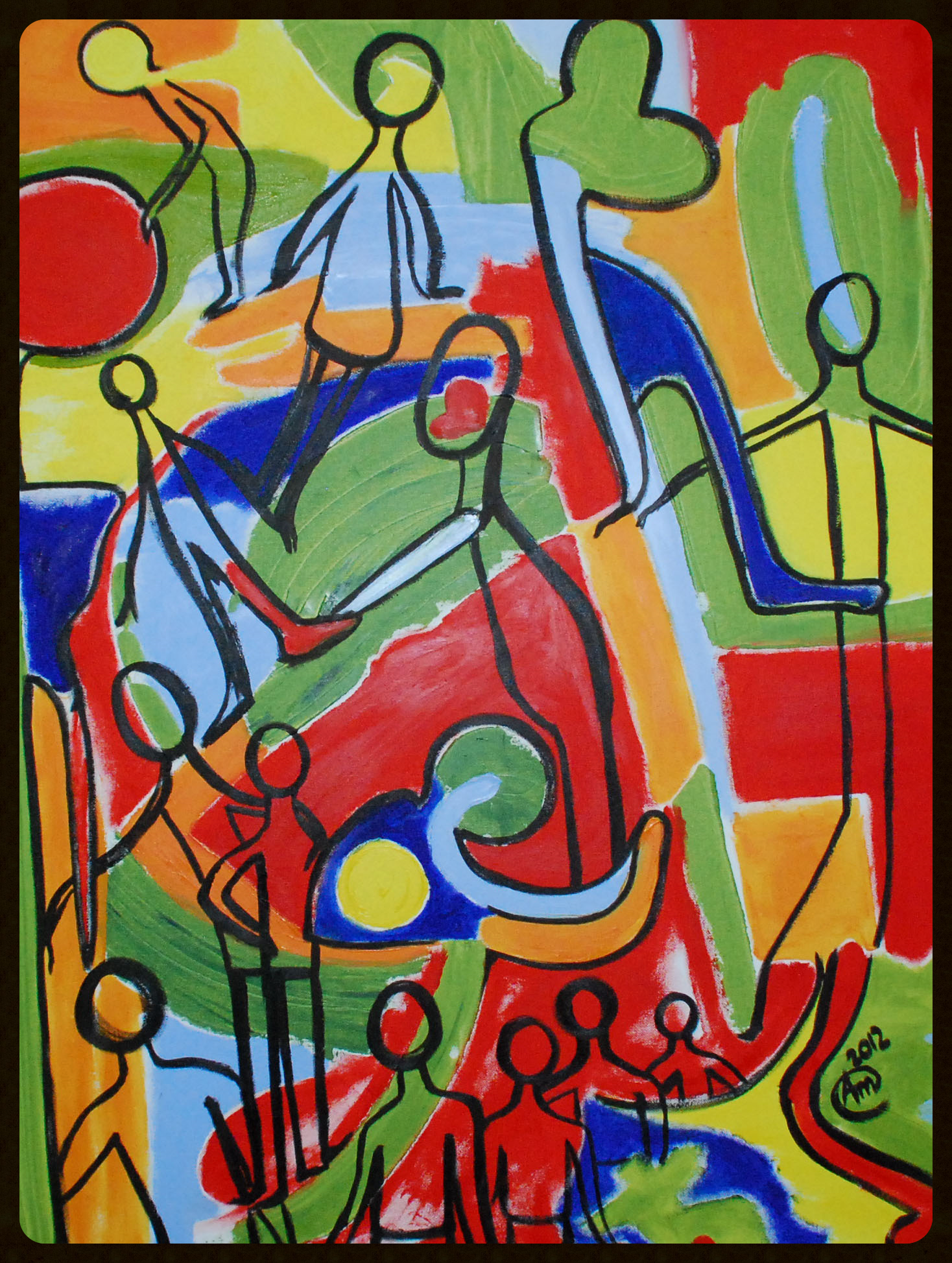 #7 People *SOLD*