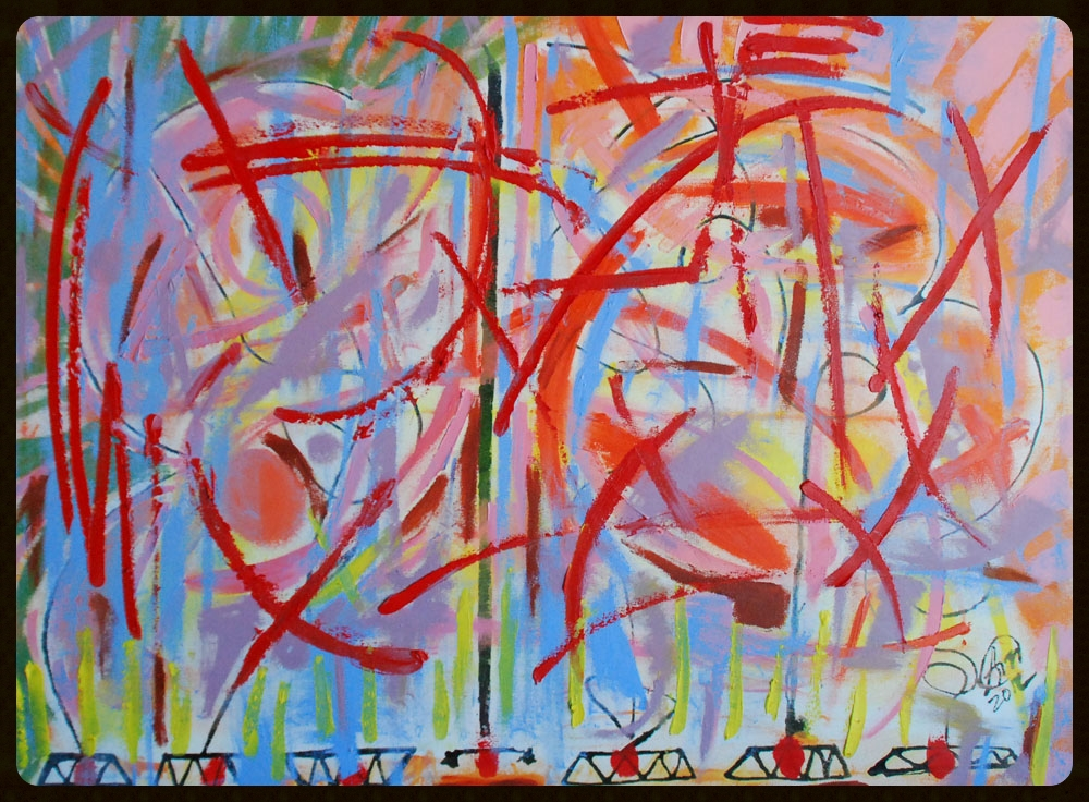 #43 Circus *SOLD*