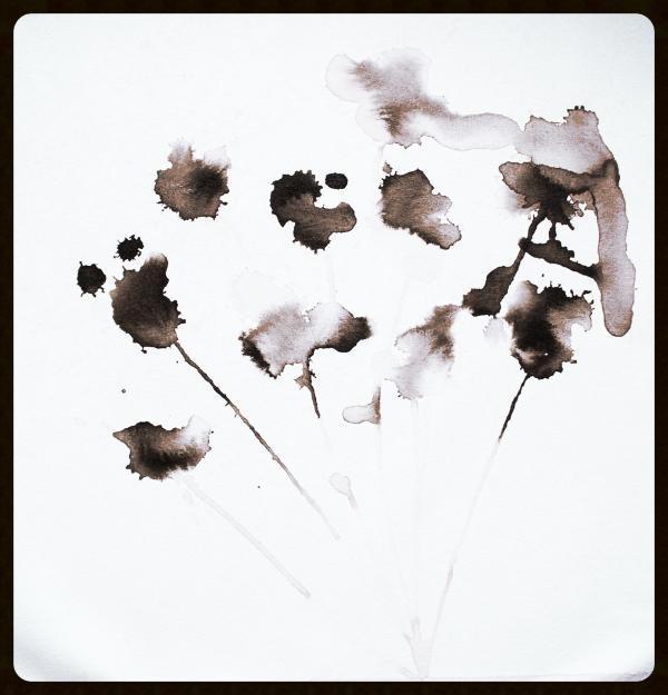 #102 Tea Time Floral *SOLD*