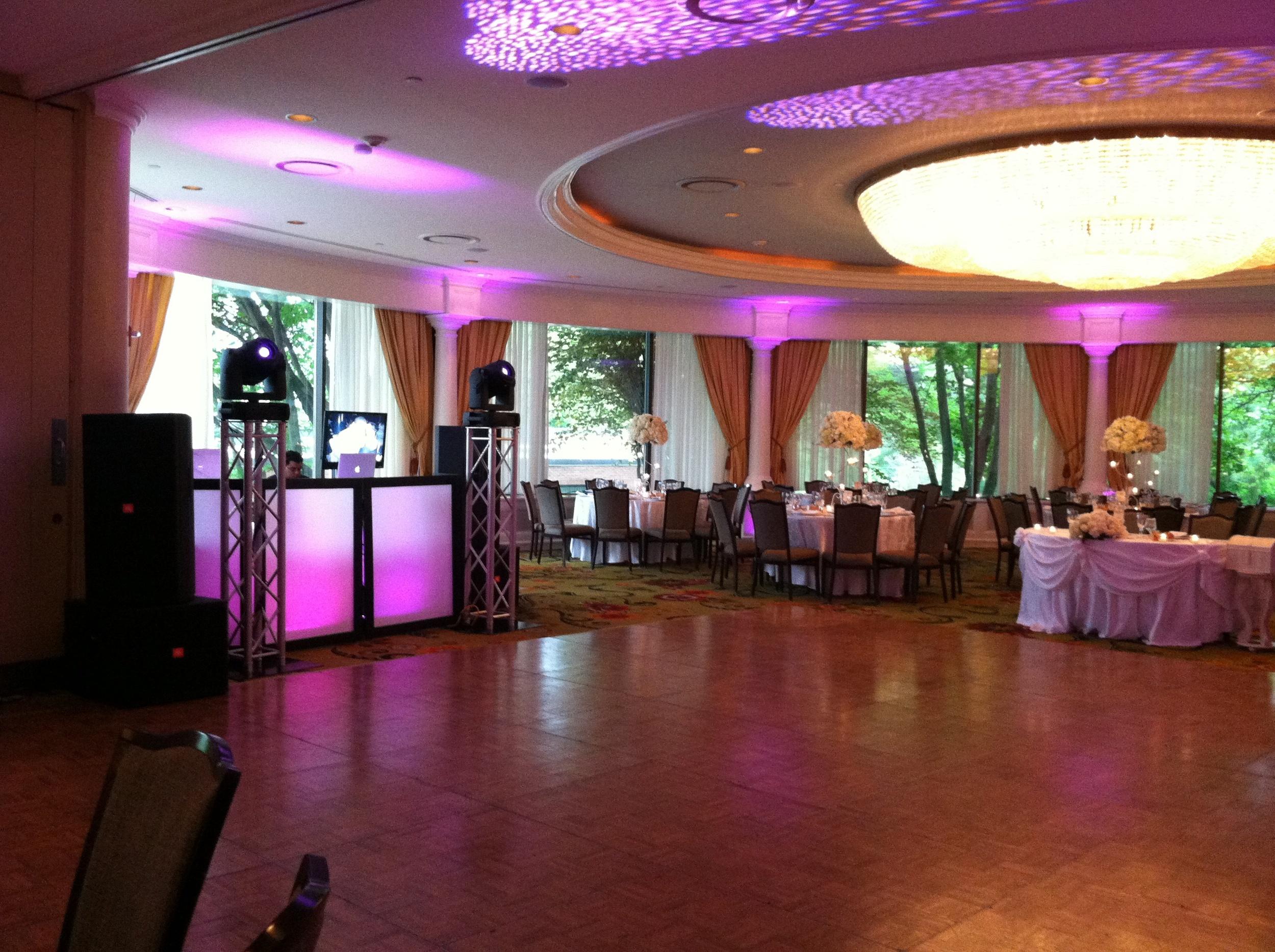 Glen Cove Mansion, LED Lighting, Shilpa Entertainment