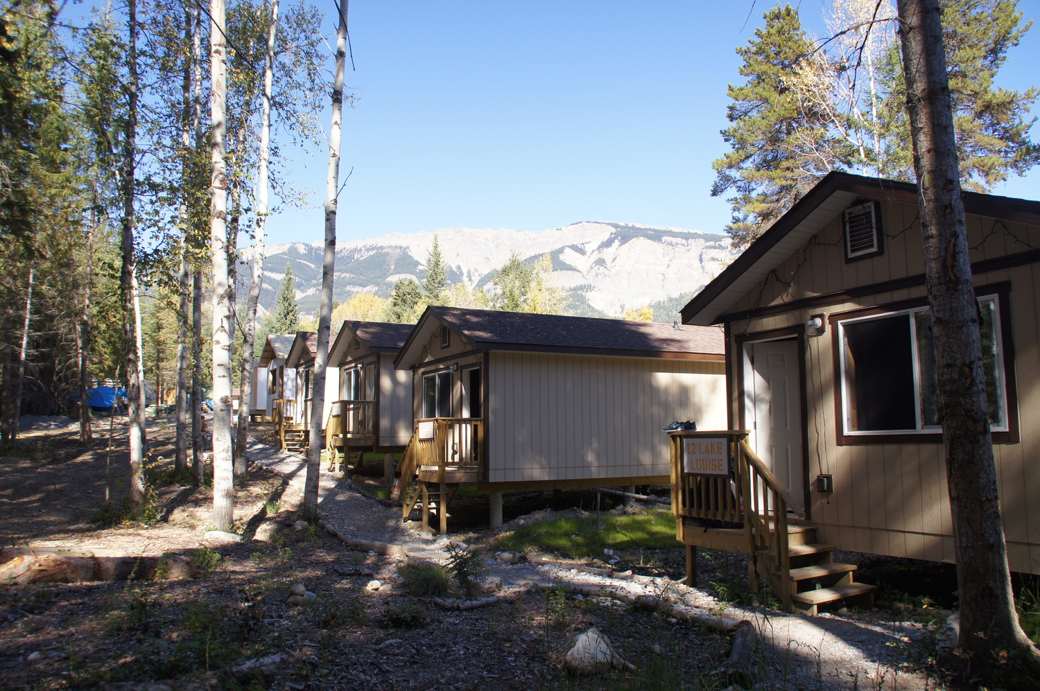 Mountain View Cabins