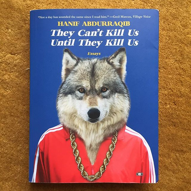 "I can't even wait to finish this book to yell at you about it. Too many important parts to quote. Impressed especially when a man exposes misogyny in a new light, which happens gracefully here. Thank you @nifmuhammad. . . . ""We are nothing without our quick and simple blessings, without those willing to drag optimism by its neck to the gates of grief and ask to be let in, an entire choir of voices singing at their back."""