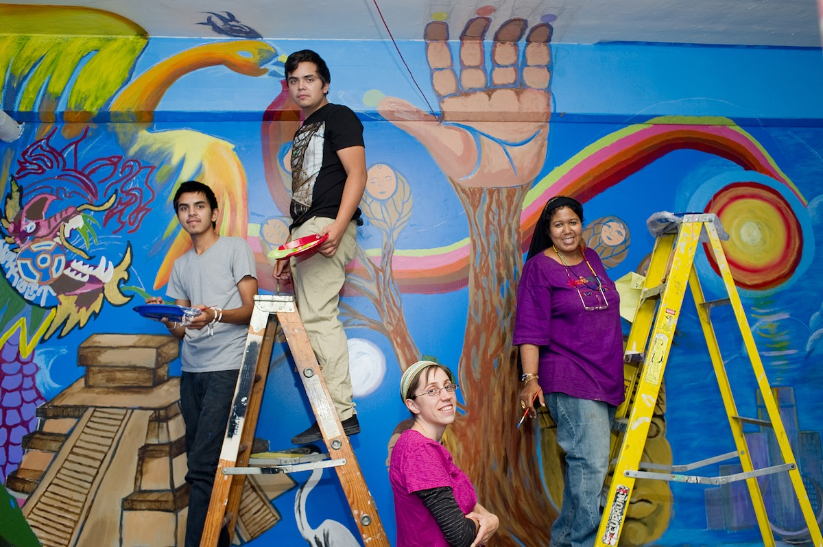 Mural Project 2012