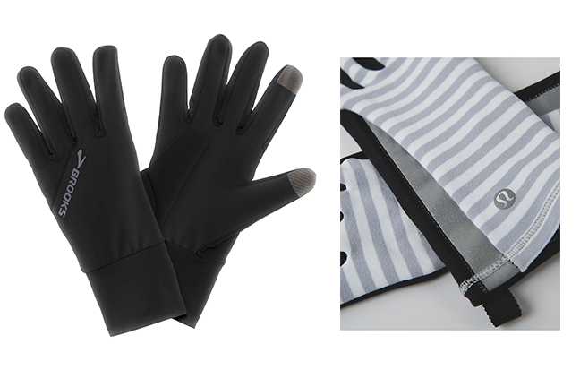 Greenlight Glove  and  Run With Me Gloves