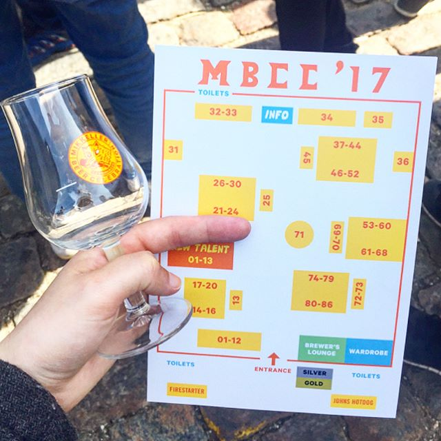@christiankaethner and I had such a blast at Mikkeller Beer Celebration Copenhagen this year! We tried 47 amazing beers from 36 different breweries