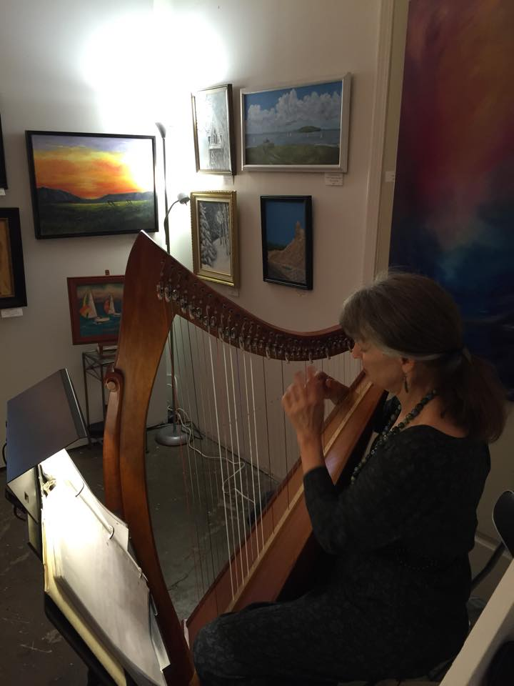 Alexandra playing Harp.jpg