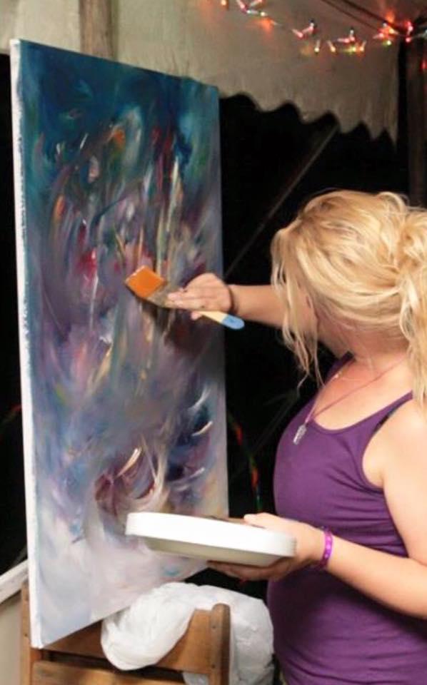 Sandi at revival painting.jpg