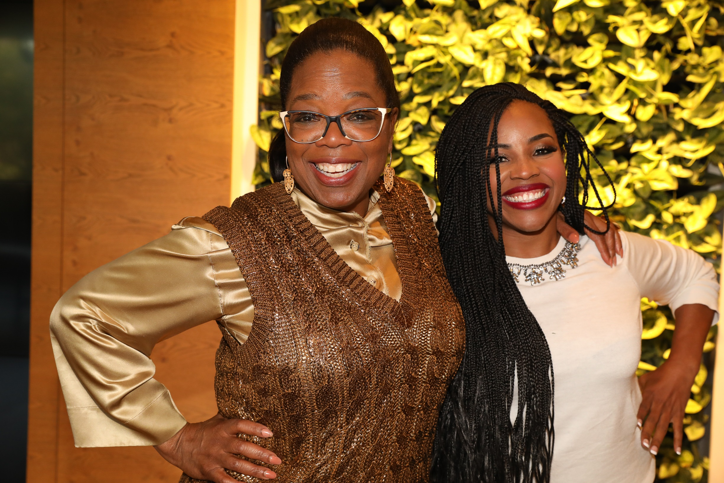 ONE OF THE MOST POWERFUL THINGS THAT I HAVE LEARNED FROM MS. WINFREY IS THE IMPORTANCE OF USING YOUR PERSONAL PLATFORM TO SERVE OTHERS! AT HER BIRTHDAY CELEBRATION THIS YEAR, SHE CHARGED US TO OPEN OUR HEARTS WIDE ENOUGH TO RECEIVE THE LOVE WE DESIRE! I WOULD LIKE TO SHARE MY HEART AND PLATFORM WITH YOU!