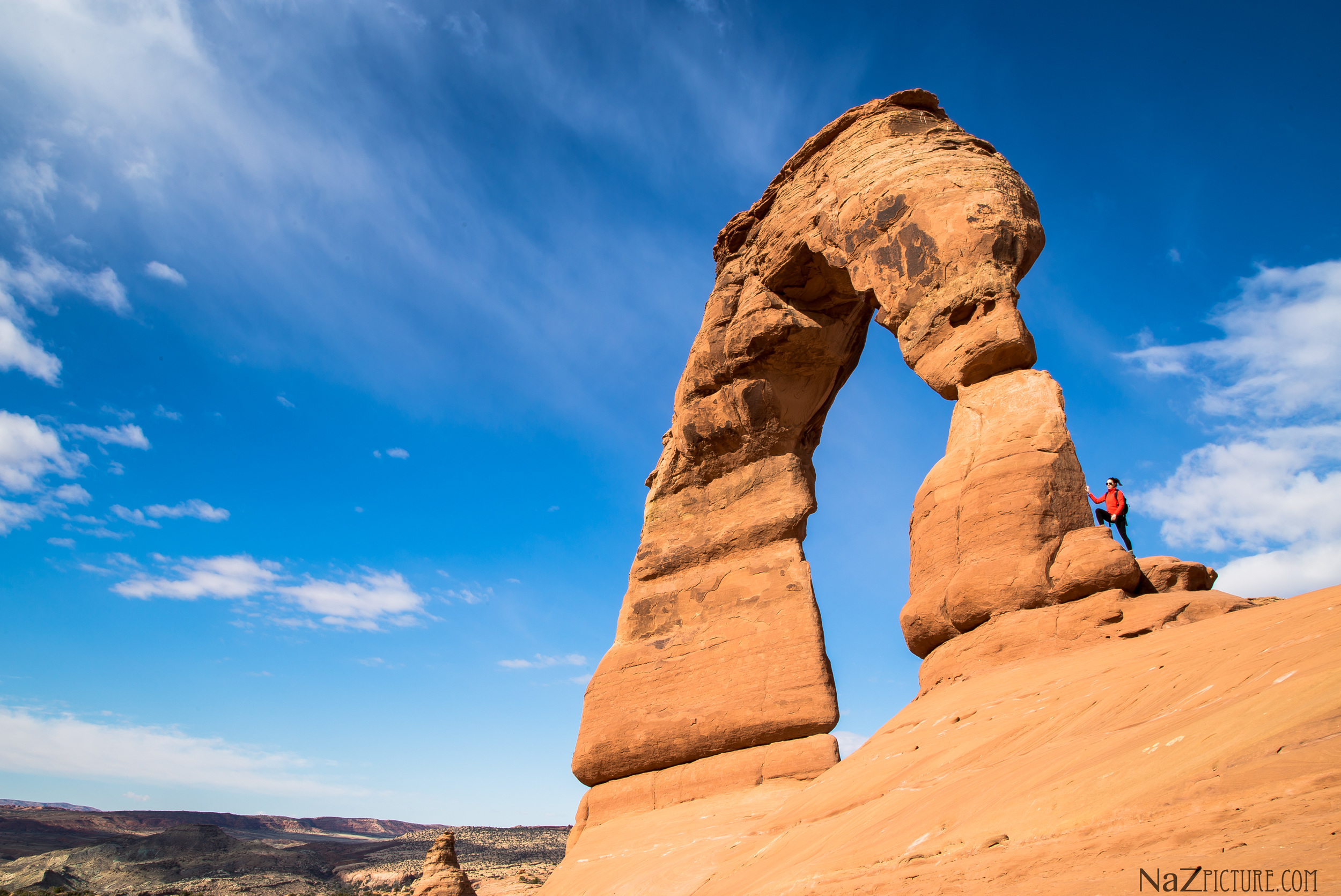 Delicate Arch [Arches National Park, Utah]