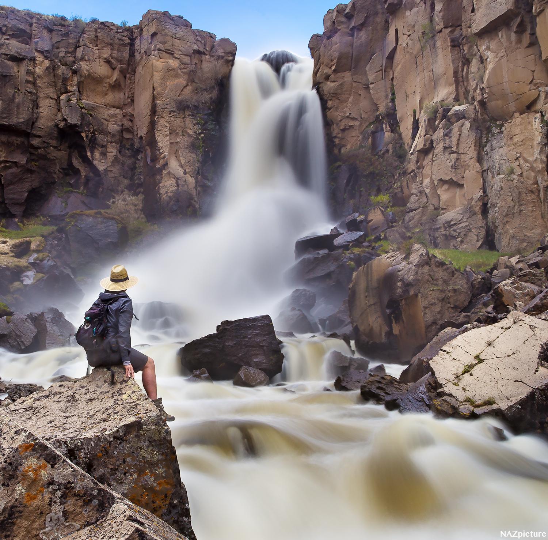 Clear Creek Falls [Colorado]