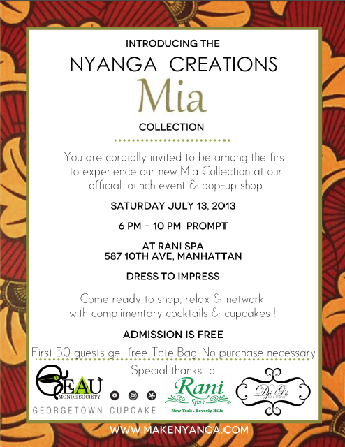 Nyanga Creations