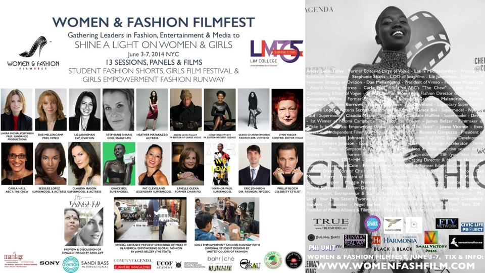 Women in Fashion & Film Festival