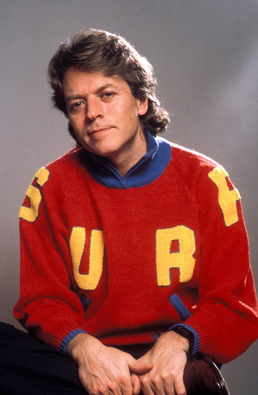 Robert Palmer, circa 1985. Mega pop star or one of your dad's golfing buddies?
