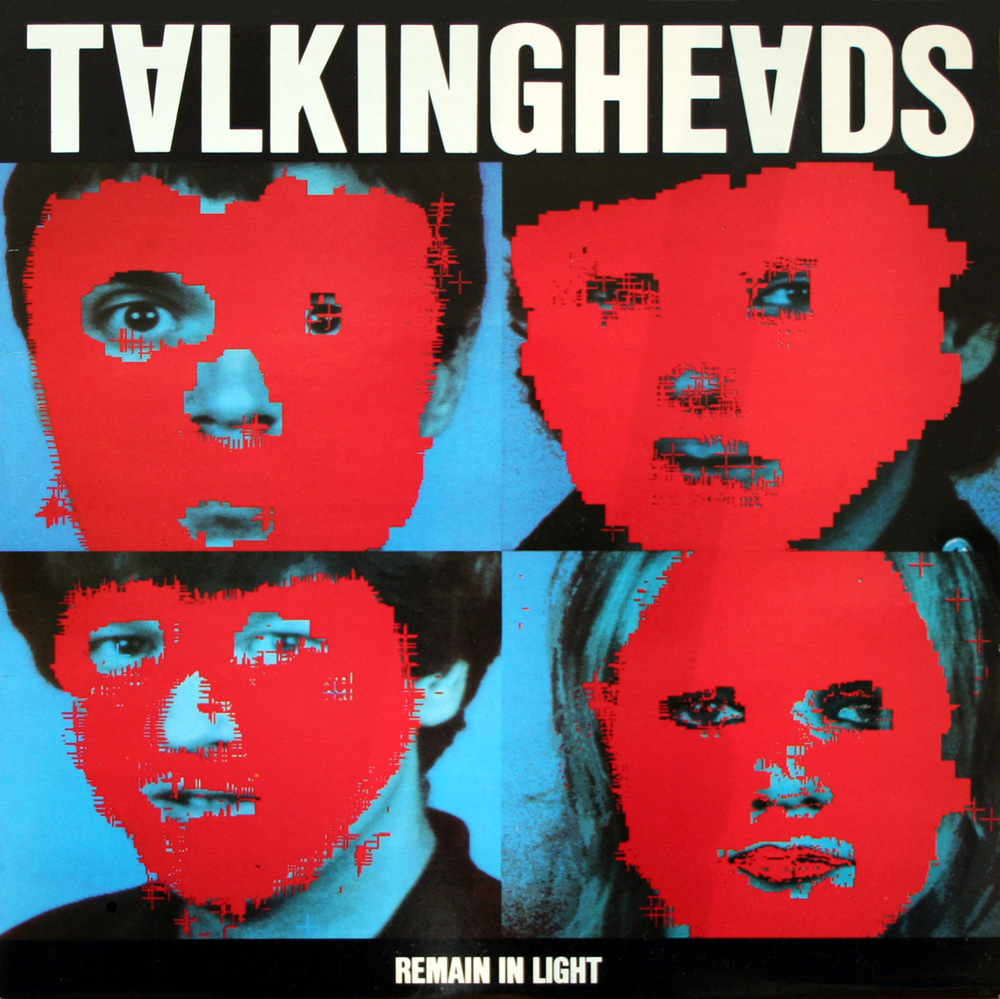 They shared influences and, possibly, some of each others' deli trays. Talking Heads' seminal album, Remain in Light , was recorded in the same studio, at the same time, as Palmer's Clues  .