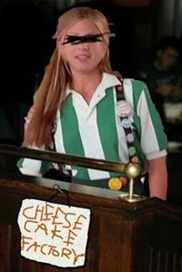 restaurant hostess greeter