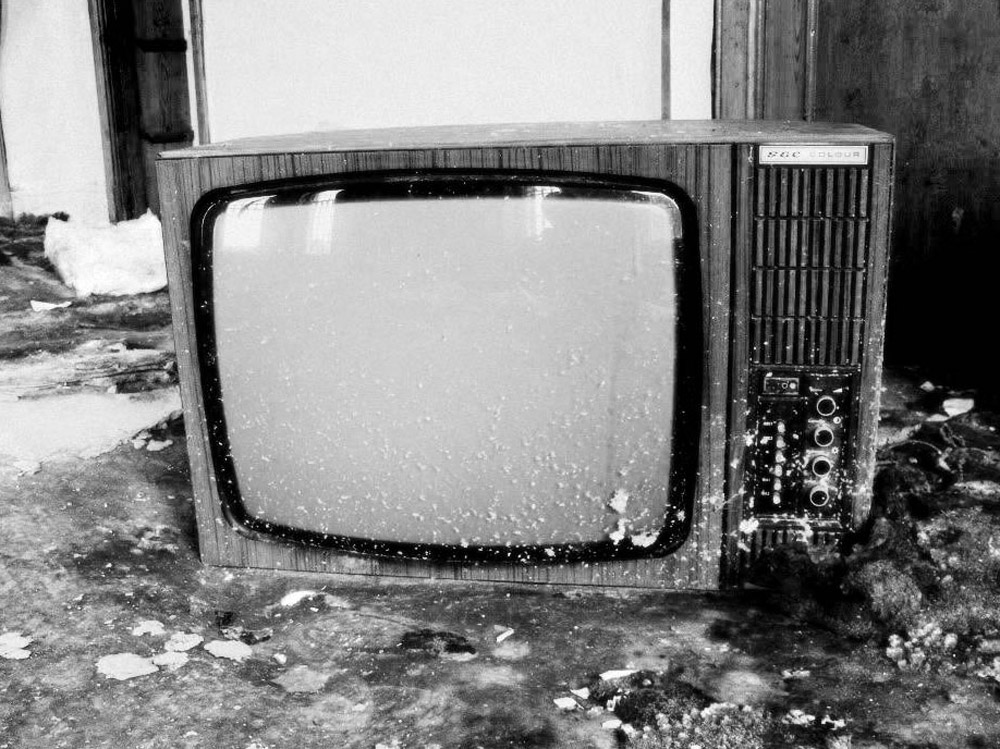 Filth Encrusted Television