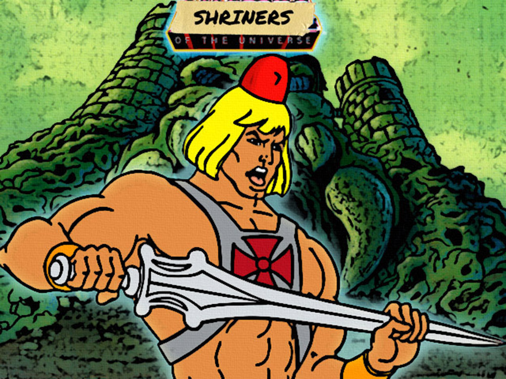 Concept art for proposed Masters of the Universe follow-up.
