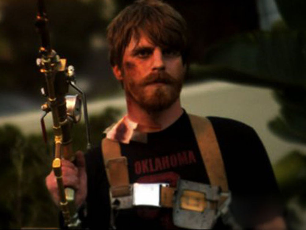A production company created a real flamethrower for Bellflower. No one bothered to write a real script.
