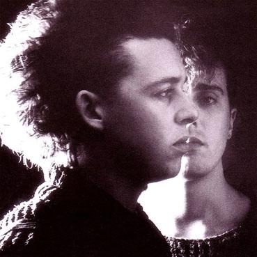 Tears For Fears circa 1984-5