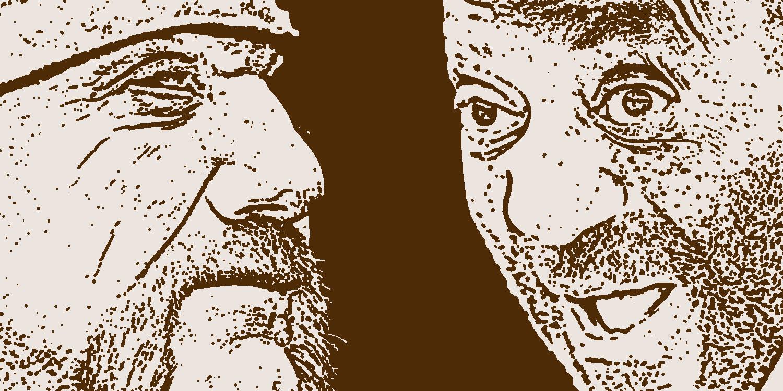 Hulk Hogan & Bill Cosby