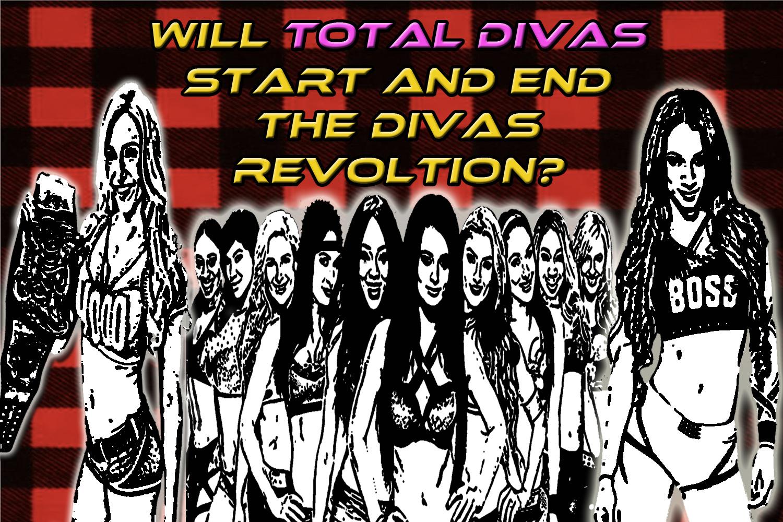 total divas revolution