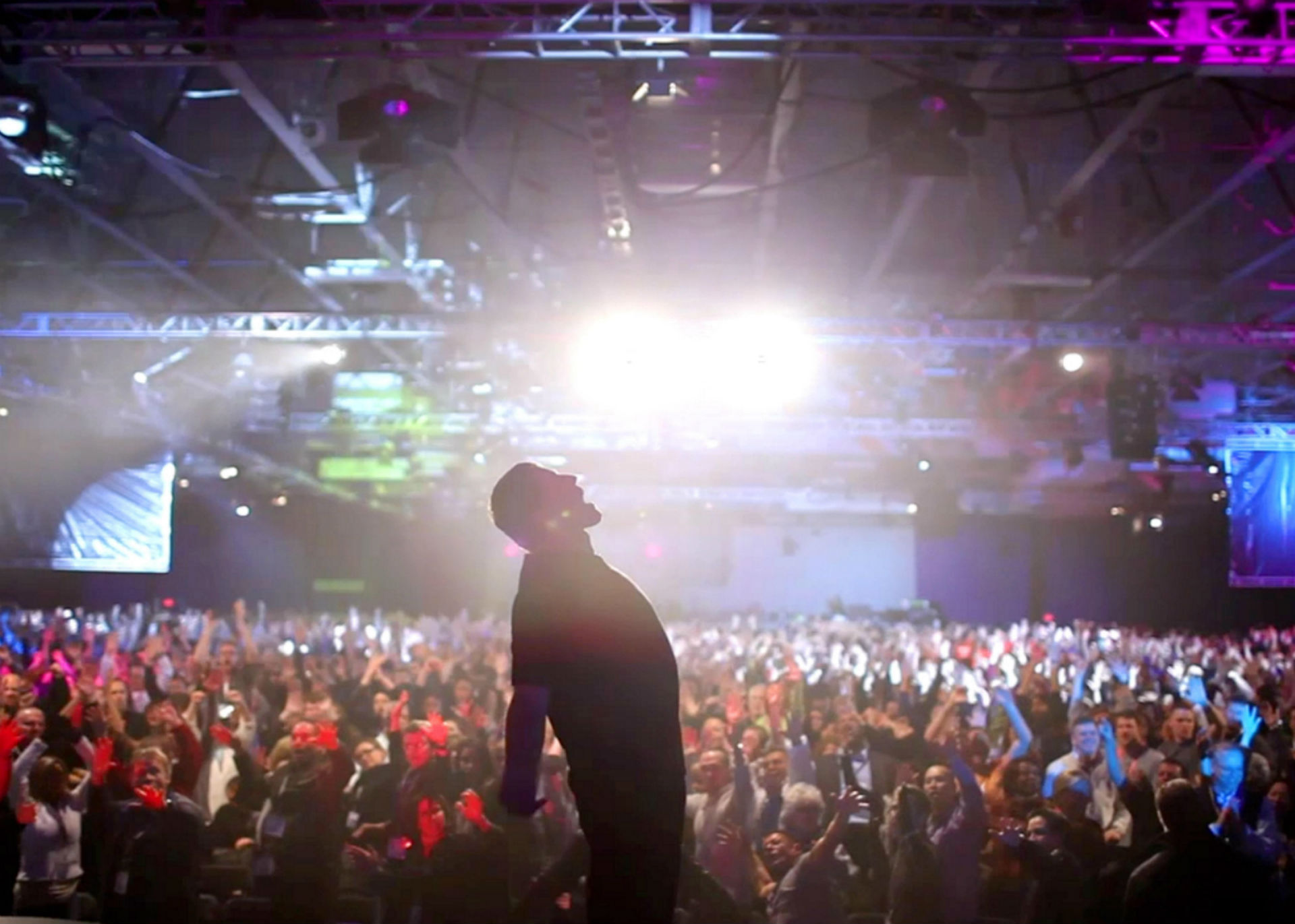 I Am Not Your Documentary: Netflix's Troubling Tony Robbins