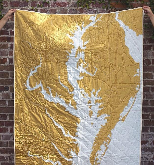 Coastal Quilt.