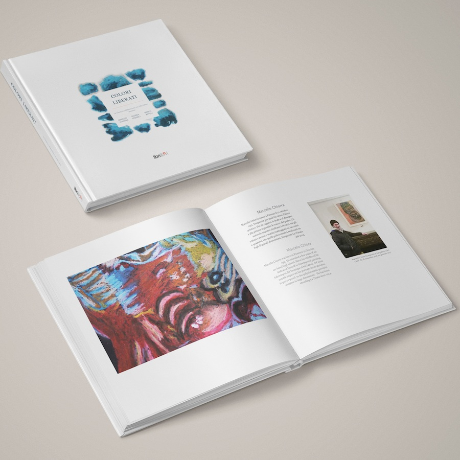 LA TINAIA - BOOK LAYOUT, DESIGN