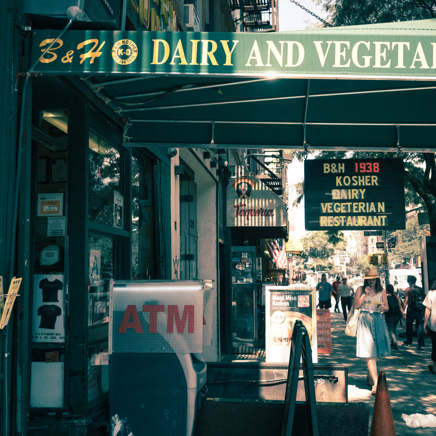 B&H Dairy and Vegetarian