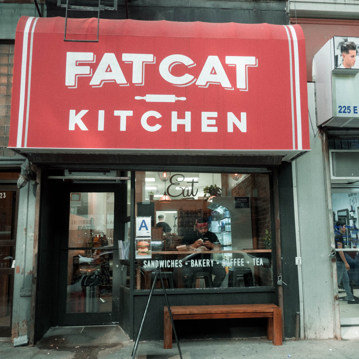 Fat Cat Kitchen