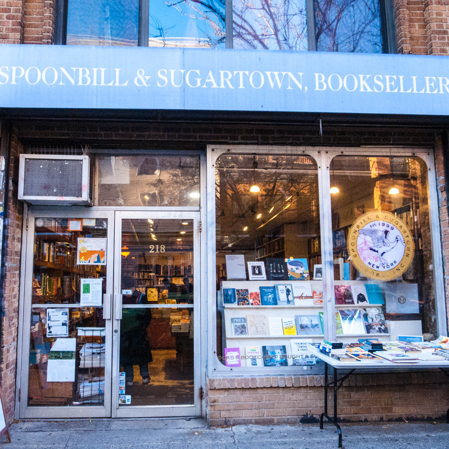 Spoonbill & Sugartown Bookseller