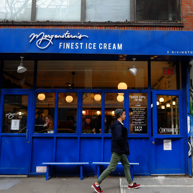 Morgenstein's Ice Cream