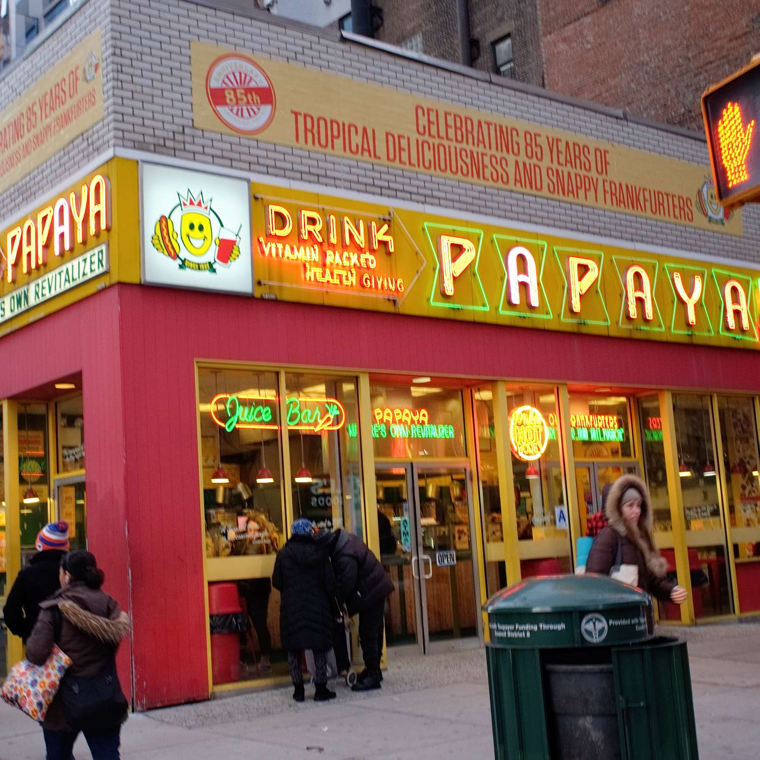 Gray's Papaya UES