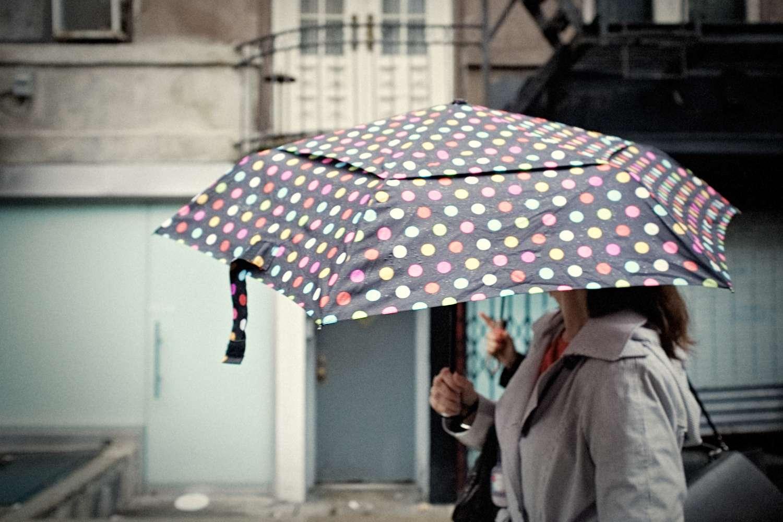 Rain on St Marks