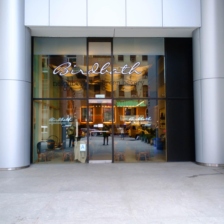 Birdbath Bakery Midtown