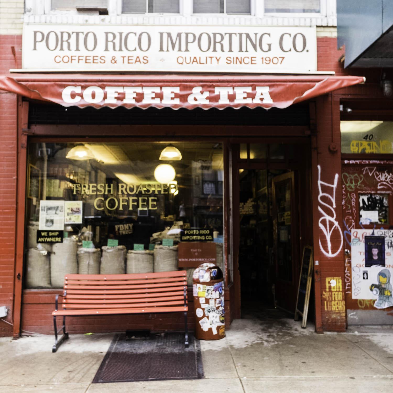 Porto Rico Importing