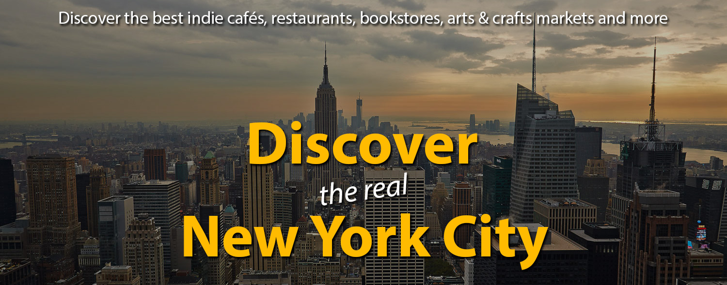 Discover the real NYC in Shoot New York City's Discover Guide