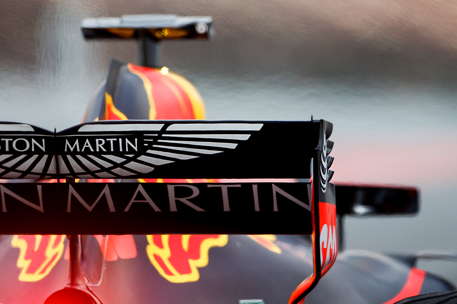 Max VERSTAPPEN - Netherlands - ASTON MARTIN RED BULL RACING - #33 - F1 Test Days - Circuit de Barcelona Catalunya - Spain - 27 February 2018