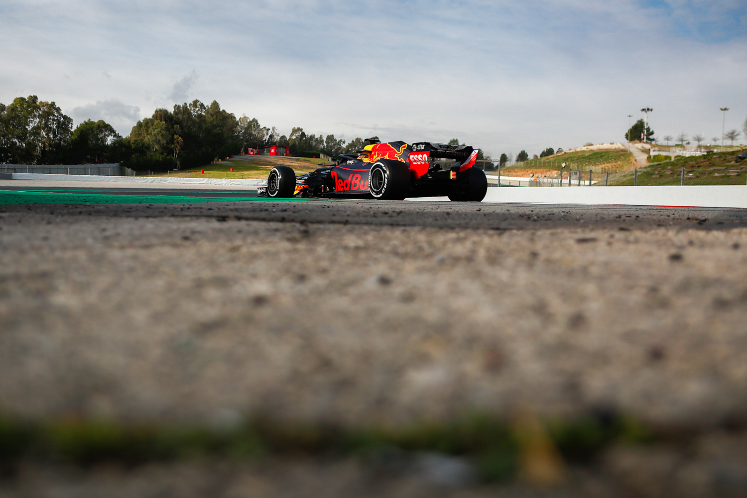 - F1 Test Days - Circuit de Barcelona Catalunya - Spain - 08 March 2018