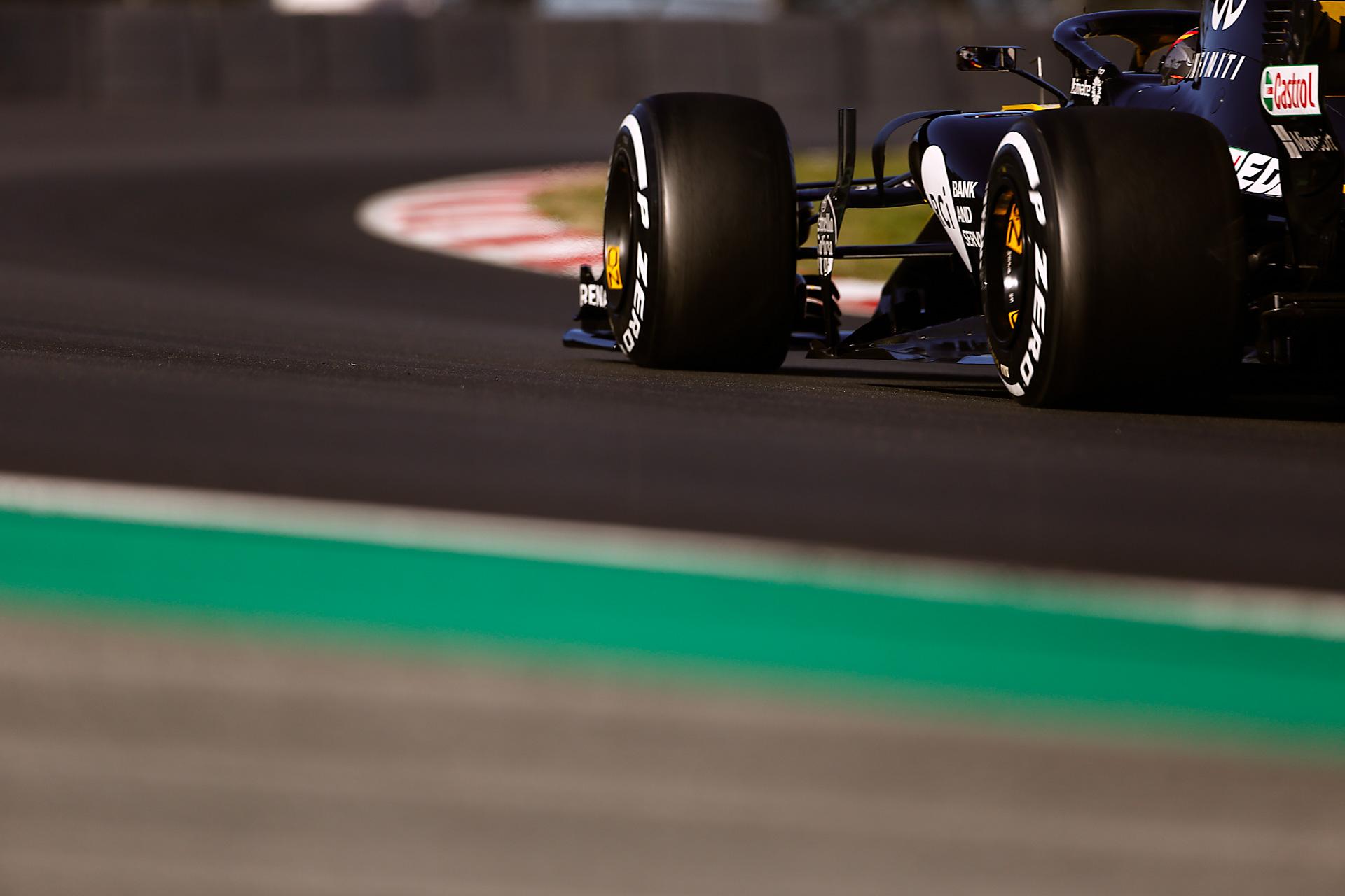 - F1 Test Days - Circuit de Barcelona Catalunya - Spain - 07 March 2018