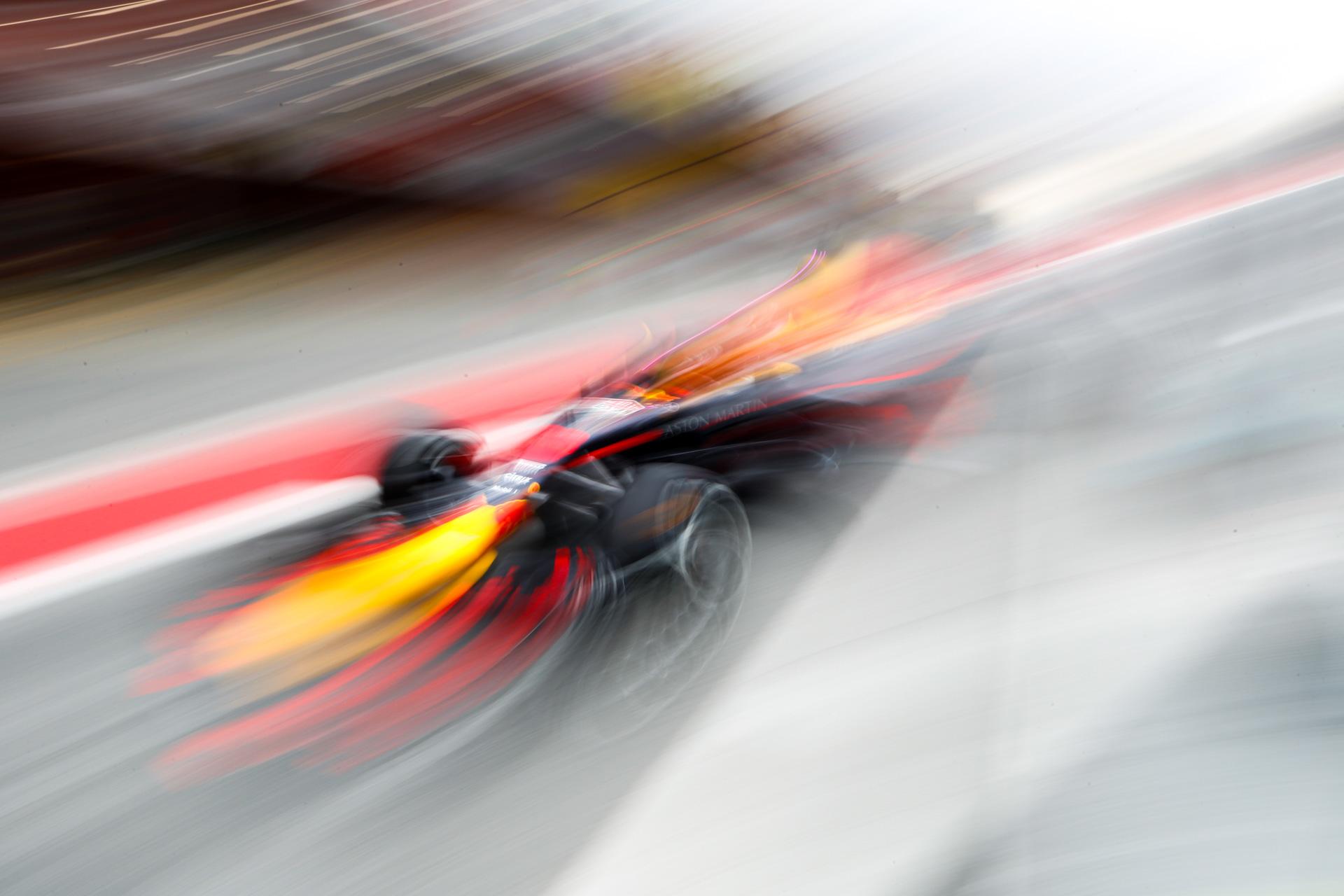 Max VERSTAPPEN - Netherlands - ASTON MARTIN RED BULL RACING - #33 - F1 Test Days - Circuit de Barcelona Catalunya - Spain - 08 March 2018