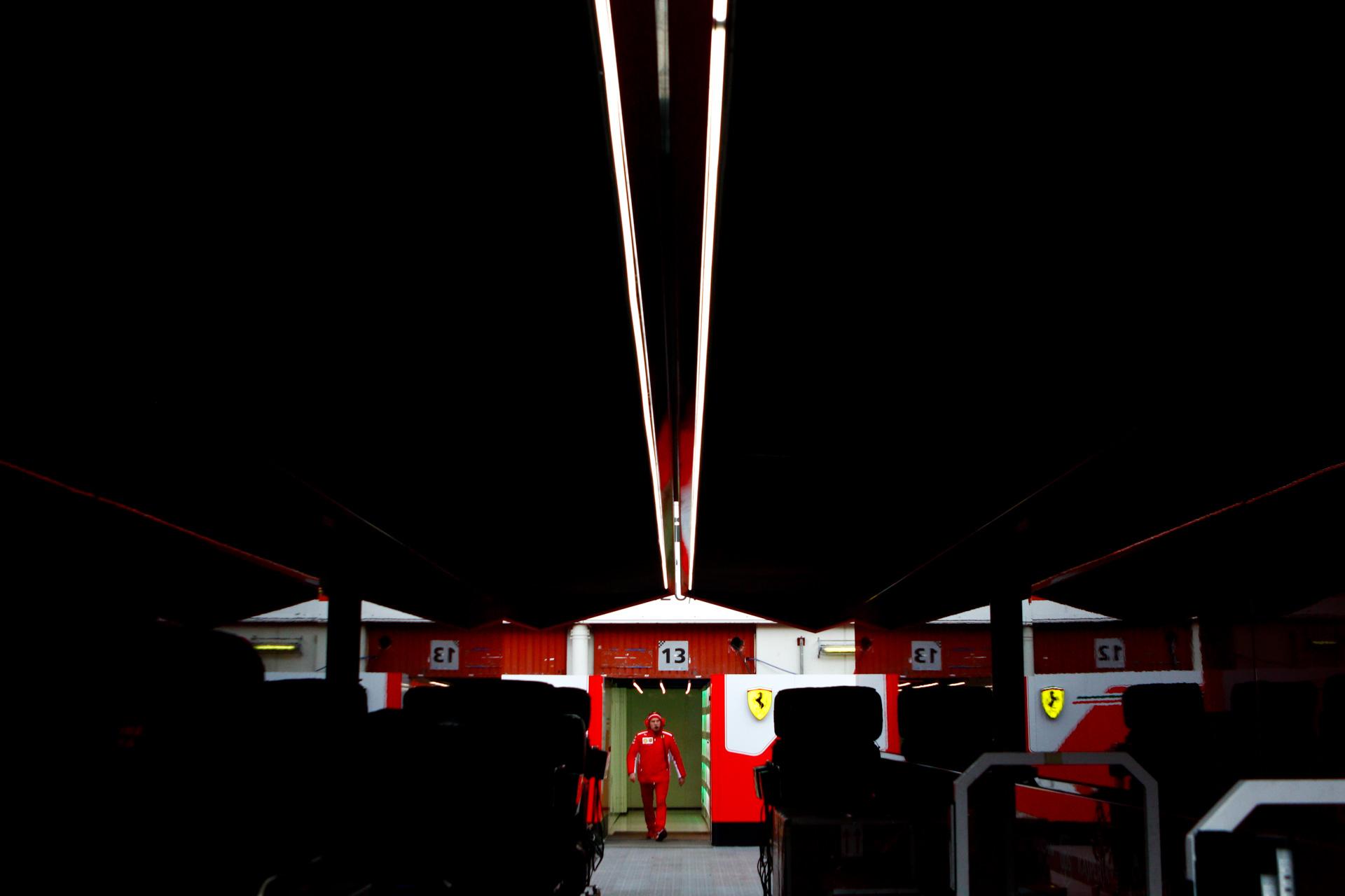 - F1 Test Days - Circuit de Barcelona Catalunya - Spain - 08 March 2018