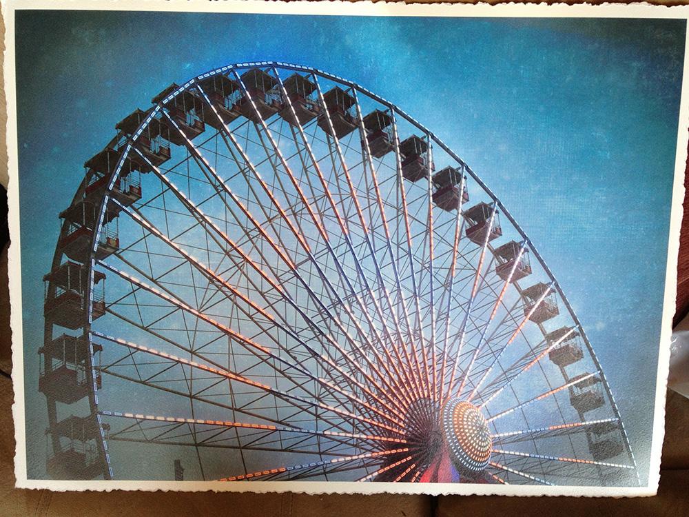 27x20 giclee print on Moab Somerset Enhanced Velvet Fine Art paper