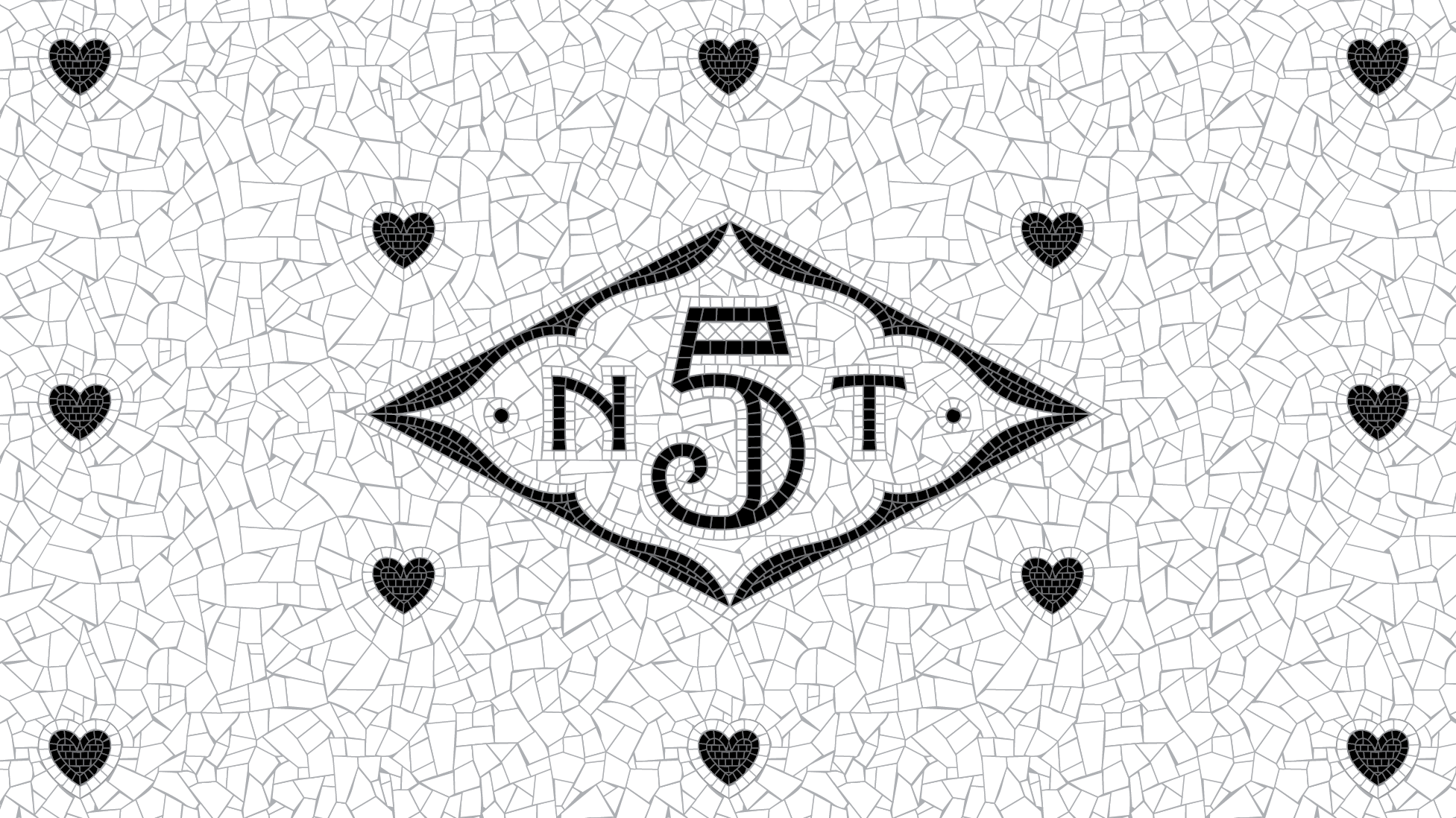No. 012 - FIVE BEAUTIFUL YEARS