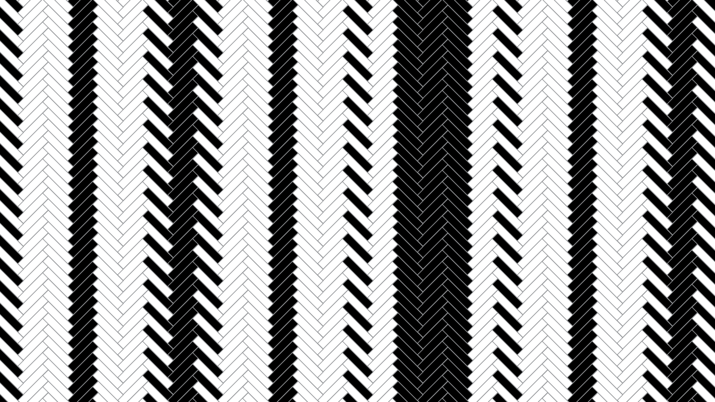016 - A DASH OF HERRINGBONE